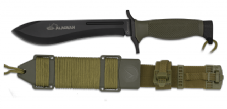 Alacran Green Knife